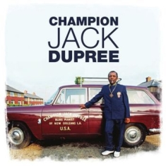 Dupree Champion Jack - Blues Pianist Of New Orleans
