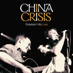 China Crisis - Greatest Hits Live (Cd+Dvd)
