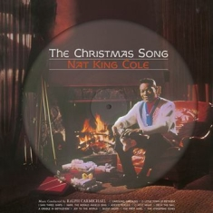 Nat King Cole - The Christmas Song - Picture Disc