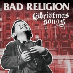 Bad Religion - Christmas Songs (Gold Vinyl W Etche