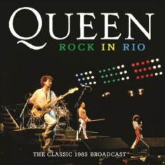 Queen - Rock In Rio (Live Broadcast 1985)