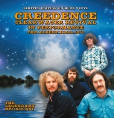 Creedence Clearwater Revival - In Performance- Albert Hall The 197