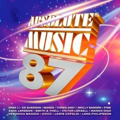 Blandade Artister - Absolute Music 87