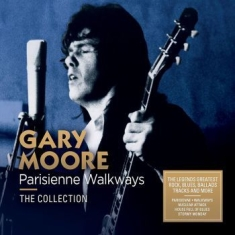 Gary Moore - Parisienne Walkways - The Coll