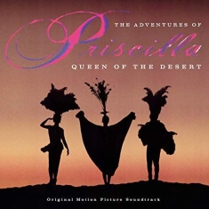 Filmmusik - Adventures of Priscilla Queen of the Desert