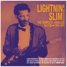 Lightnin' Slim - Complete Singles As & Bs