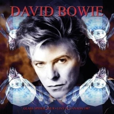 David Bowie - Glass Spider Tour 1987 (Red)