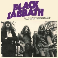 Black Sabbath - Live From The Ontario Speedway Park