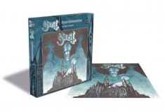 Ghost - Opus Eponymous Puzzle