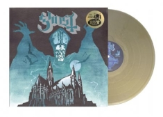 Ghost - Opus Eponymous - Ltd 500 Gold Sparkle LP