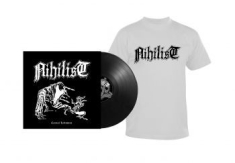 Nihilist - Carnal Leftover - Lp Black + Tst Xx