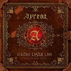 Ayreon - Electric Castle Live And Other