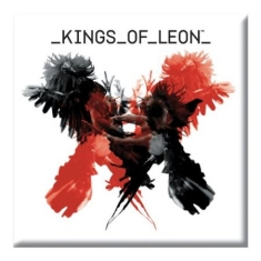 Kings Of Leon - Kings of Leon Fridge Magnet: US Album Cover
