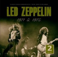 Led Zeppelin - 1971 & 1975 Radio Broadcasts