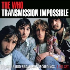 Who The - Transmission Impossible