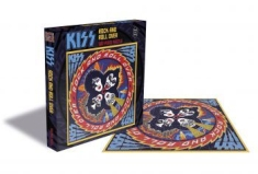 Kiss - Rock And Roll Over Puzzle