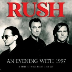 Rush - An Evening With 1997 (2 Cd Broadcas