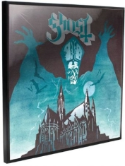 Ghost - Opus Eponymous -Crystal Clear Pictures (Album Wall Art)