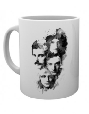 Queen - Faces Mug
