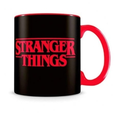 Stranger Things - Stranger Things Logo Coffee Mug