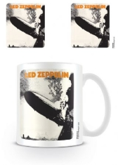 Led Zeppelin - Led Zeppelin I Coffee Mug
