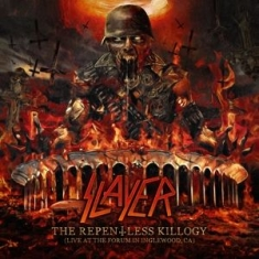 Slayer - Repentless Killogy (Black Vinyl, Gatefold Sleeve)