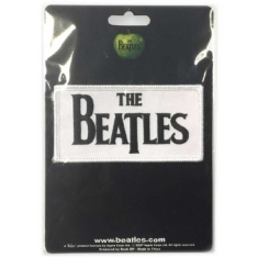 Beatles - Standard Patch: Drop T Logo