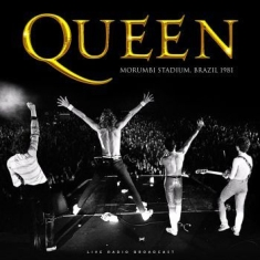 Queen - Live At Morumbi Stadium Brazil 1981