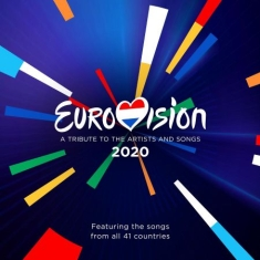 Blandade Artister - Eurovision Song Contest 2020 (2Cd)
