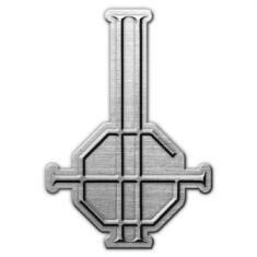 Ghost - Pin Badge: Grucifix (Retail Pack)