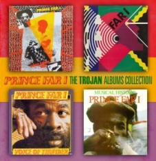 Prince Far I - Trojan Albums Collection (Plus Bonu