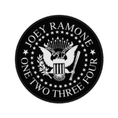 Joey Ramone - Standard Patch: Seal (Loose)