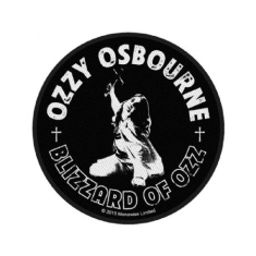 Ozzy Osbourne - Standard Patch: Blizzard Of Ozz (Loose)