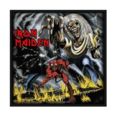 Iron Maiden - Standard Patch: Number of the Beast (Retail Pack)
