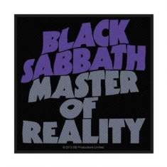 Black Sabbath - Standard Patch: Master Of Reality (Retail Pack)
