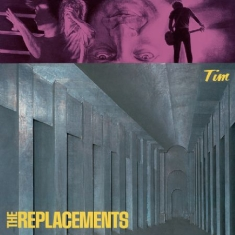 Replacements - Tim - Translucent pink vinyl