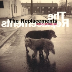 Replacements - All shook down - Translucent Red Vinyl