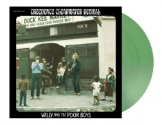 Creedence Clearwater Revival - Willy And The Poor Boys - Mint Green