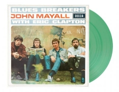John Mayall & The Bluesbreakers - Bluesbreakers With Eric Clapton - Translucent green