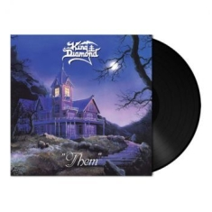 King Diamond - Them (Black Vinyl W/Poster)