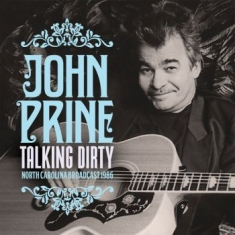 John Prine - Talking Dirty (Live Broadcast 1986)
