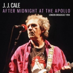 Cale J.J. - After Midnight At The Apollo (Live