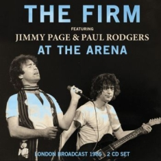 Firm The - At The Arena (2 Cd) Live Broadcast