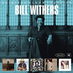 WITHERS BILL - Original Album Classics