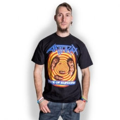 Anthrax - Men's Tee: State of Euphoria