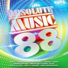 Blandade Artister - Absolute Music 88