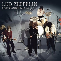 Led Zeppelin - Live Scandinavia 69 (Clear Vinyl)
