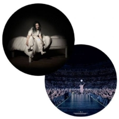 Billie Eilish - When We All Fall Asleep. Where Do We Go? (Tour Edition Picture Disc) Limited