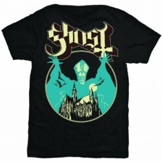 Ghost - T-shirt - Opus (Men Black)