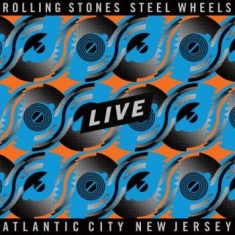 The Rolling Stones - Steel Wheels Live (4Lp)